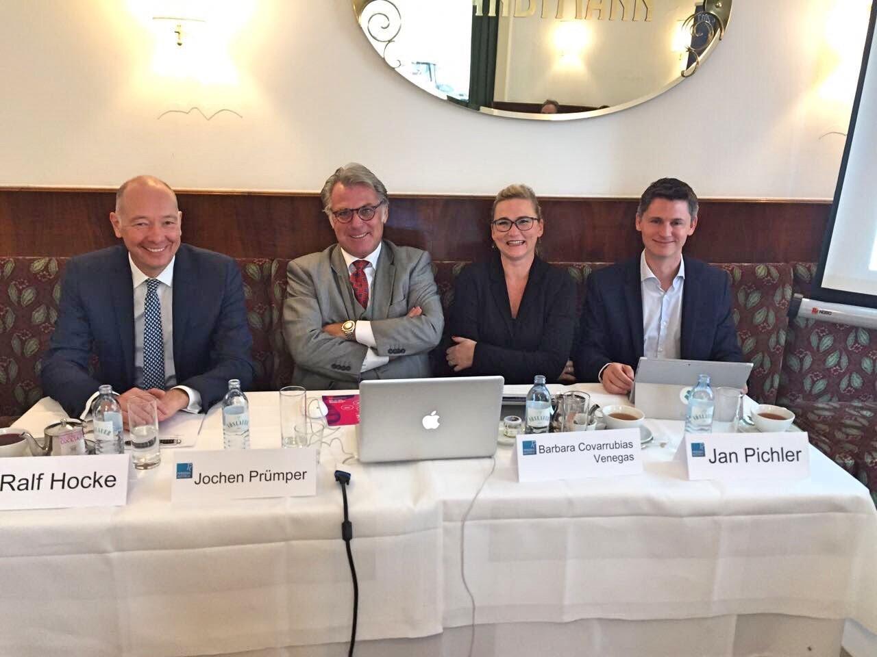 Zu Gast bei der Personal Austria Pressekonferenz