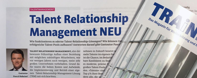 Talent Relationship Management Trends 2019