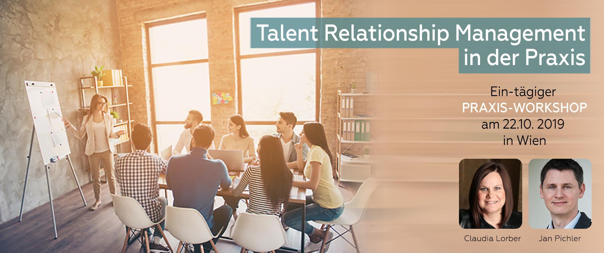 Talent Relationship Management in der Praxis