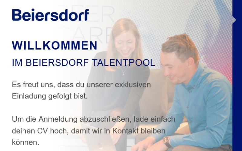 Showcase: Der Beiersdorf Talent Pool