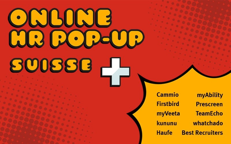 Online HR Pop-Up Suisse